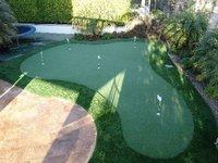 гольф обучения мат