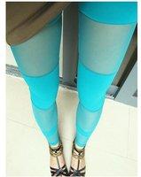 конвертировать цвет леггинсы / Seal стат ткань дизайн / женщины брюки брюки леггинсы, / / от до - длина брюки
