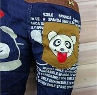 мягкий дети джинсы