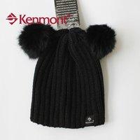 бесплатная доставка праздничная распродажа оптовые дети SAP Nobel крышка моды вязаная шапка kenmont км-4804 hiring