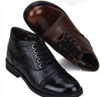 бесплатная доставка, продвижение новых людей из естественной кожи свободного покроя чтобы болячки - хлопка-VAT туфли, специальное предложение, abc094