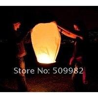300 шт./лот + бесплатная доставка смешанный цвет доставка нло небо желая фонарь, фонарь летающий китайский фонарик свадьба / рождество / хэллоуин / ну вечеринку