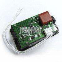 цифровой вольтметр переменного тока 75 в до 300 в зеленый из светодиодов цифровая приборная панель вольтметр 220В # 090122