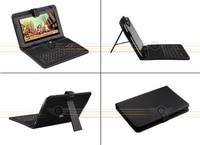 7 дюймов с USB-клавиатура чехол для планшетного пк середине