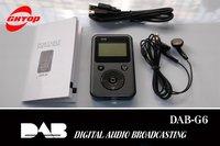 портативный DAB-тюнера / DAB + радио даб-г6, цифровое радио с МР3-ФМ бесплатная доставка по EMS / DHL в