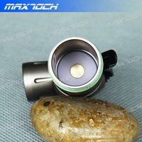 maxtoch номер 3 вт 300lm осветите Р2 типа cr123 суперяркий алюминиевый из светодиодов фонарик / факел, клип / мини / каждый день, рождественский подарок / бесплатная доставка