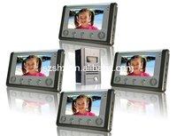 7 ' цвет видео внутренняя связь системы, съемки автоматически