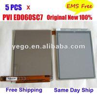 бесплатная доставка 5 шт. * новое пви ed060sc7 для киндл 3 замена дисплея, для Kindle-бесплатная клавиатура, 3-го поколения, d00901