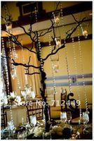 посетить сканирования вазу, круглый и капли воды форма, база для цветов / подсвечник, 4 шт./лот, главная / свадьба украшения, бесплатная доставка cy26