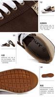 смешивать цвета мужчины дышащие один обувь классические туфли, обычная свободного покроя кроссовки спортивная обувь