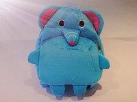 милый дети комикс кукла сумки слон лягушка пингвин аминал плюш рюкзак школьный для детей