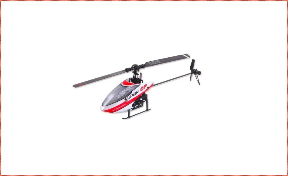 Walkera Super CP helicopter(2)