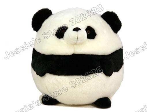 Retail Lovely Panda toy gift 25cm Plush Stuffed Panda Soft Toys Free  Shipping ac2e6c8c6