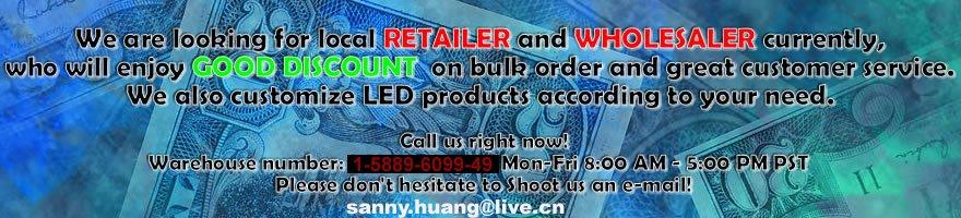[Seven Neon]wholesale 5M/Reel SMD 12V DC 5050 waterproof 72W LED Flexible Strip Light blue light 60LED/meter 300LED 5 meter/lot