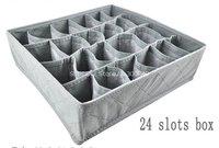 для хранения складной / уголь волокна для бюстгальтер, нижнее белье, галстук, носки бесплатная доставка высокое качество d17915sl