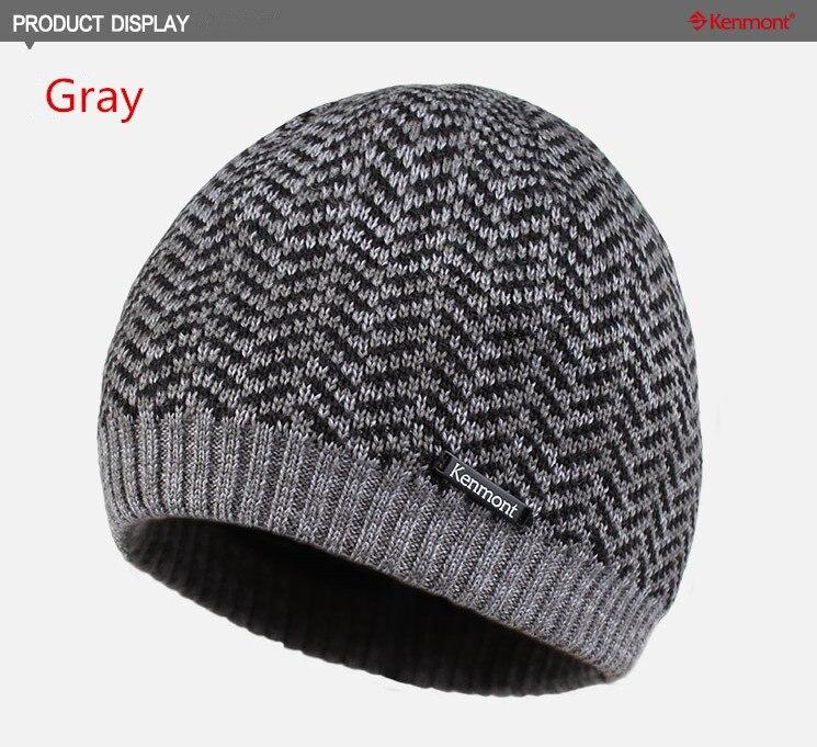 04115a40edc616 Kenmont Winter Men Male Warm Outdoor Wool Acrylic Earflap Ski Hat Knit  Skull Beanie Cap 1572USD 22.99/piece. 1 3 4 5 6 ...