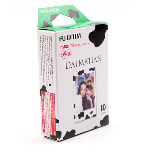 новый 10 / фудзи-ксерокс коробка фотоаппарата Fujifilm принтер instax пленка для портативных устройств одной упаковке далматин стрелять фотобумага для мгновенной фотографии 7 S и 8 25 50 С 50и 55i