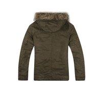 mmnj006 ] милитари куртки для мужчин 100% хлопок оливковый зеленый s-хl-ххl бесплатная доставка оптовая продажа и розничная