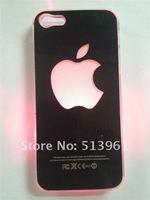 чехол, стиль красочные изменение логотипа аккумулятор обнаружение светодиодная вспышка LG чехол для айфона 5