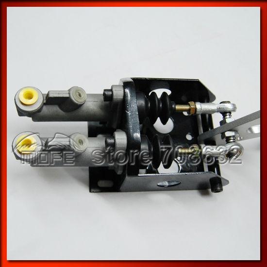 0.75 INCH Master Cylinder Aluminum Hydraulic Hand Brake Handbrake hydraulic handbrake-JDSS011 (6)