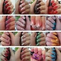 бесплатная доставка цвет лак для ногтей верхний слой лак для ногтей