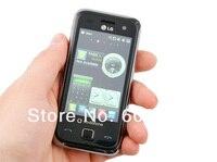 мобильный телефон оригинал окно 6.5 для LG gm750 телефон открынный 5.0 Мп камера беспроводной бесплатная доставка