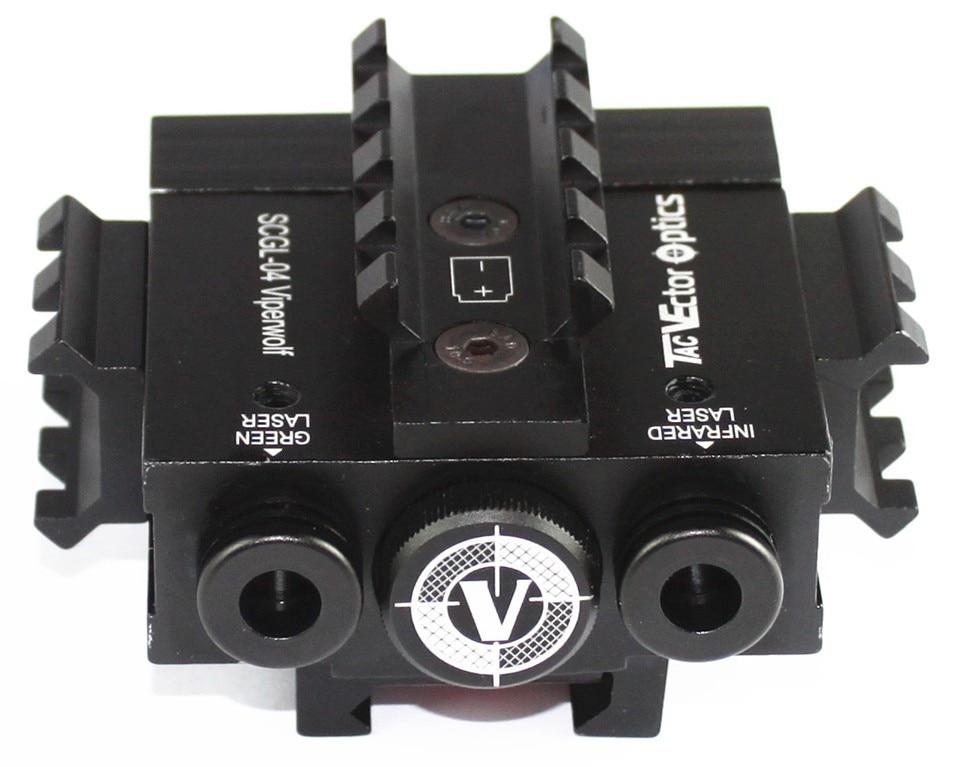 VO Viperwolf Green Laser IR Combo Acom 2