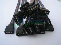 10 шт. 4 контакт. розетка электрический кабель для 3528 5050 RGB с геймпада