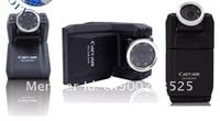 2 ' по p6000 1280 х 960 фотография автомобильный видеорегистратор видеорегистратор фотоаппарат с ночного видения и, 8 из светодиодов, бесплатная доставка