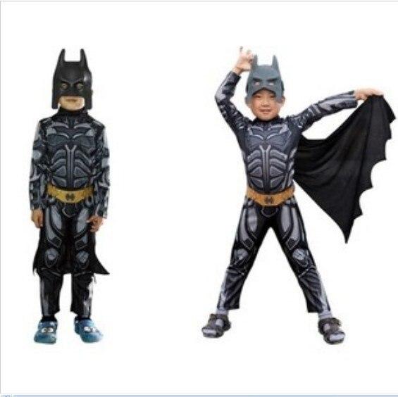 Collector Batman Dark Knight Licensed Costume children kids set  sc 1 st  AliExpress.com & Collector Batman Dark Knight Licensed Costume children kids set-in ...
