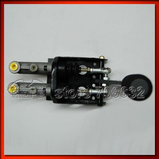 0.75 INCH Master Cylinder Aluminum Hydraulic Hand Brake Handbrake hydraulic handbrake-JDSS011 (7)