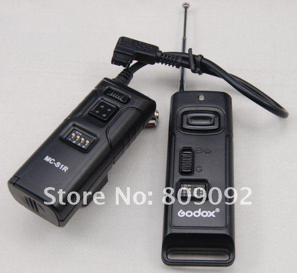 GODOX MC-S1R מצלמה אלחוטית שחרור תריס מרחוק עבור SONY Konica Minolta