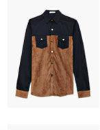 новый осенне-летний мода с длинным рукавом джинсовая рубашка, мужская рубашка, темно-синий, свободного покроя и тонкий-подходят, валс бренд, бесплатная доставка