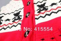 детская куртка детские верхняя одежда зима по уходу за детьми загущающие берберами на - хлопка-НДС 1 - 2 лет