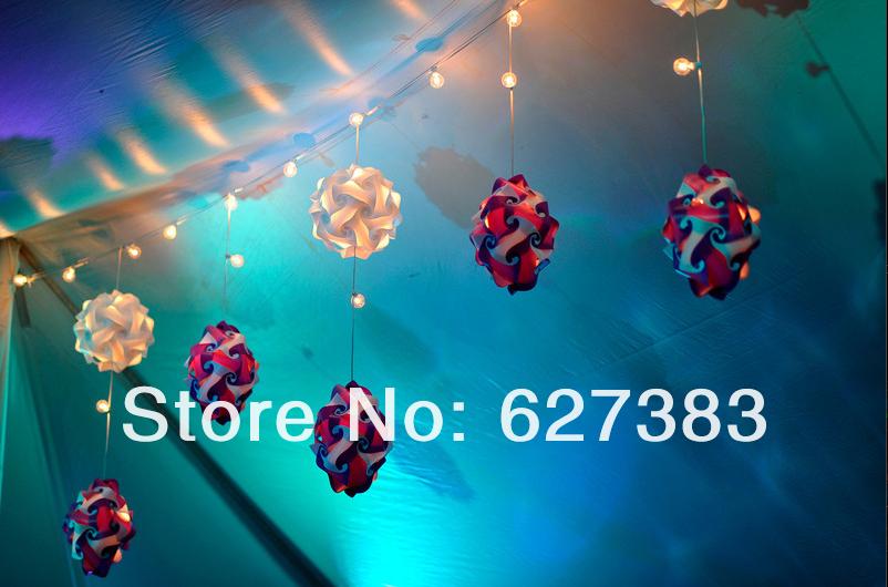 бесплатная доставка оптовая продажа 10 цветов доступны 300 шт./лот на IQ головоломки лампа IQ и головоломки огни размер с