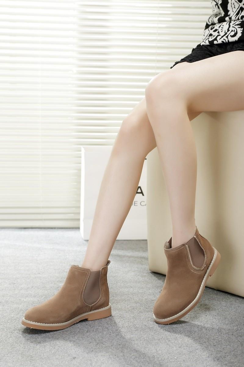 корея передняя молния досуг моды кожаные оксфорд заклепки туфли