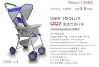 оптовая продажа seebaby вв2 \ / детская коляска автомобиля зонтик люльки / детские основы
