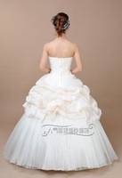 продвижение так принцесса платье-линии новый стиль Уэйд 2011 платье, свадебные платья, мода платье Уэйд, Уэйд платье