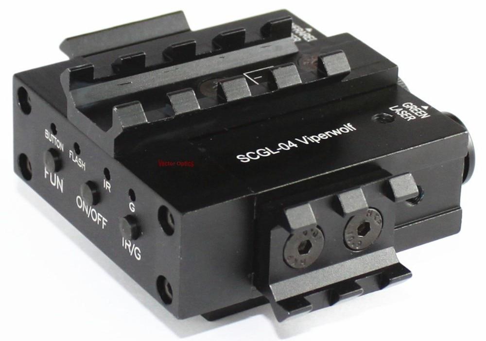VO Viperwolf Green Laser IR Combo Acom 4