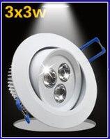 7 вт светодиодные панели, ас100-240В, и CE и RoHS, теплый белый, белый корпус, 7 вт панели светильник с SMD Сид, бесплатная доставка