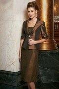бесплатный shippingbeaded тюль с высокими передний разрез шампанское с золотой камни платье для выпускного бала женщин