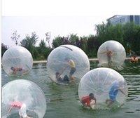 пвх надувные воды для ходьбы мяч прогулка-на-воде - на - мяч ролик воды 2 м диаметр