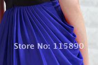 бесплатная доставка опт и розница новинка дамы синий коктеила ну вечеринку короткое платье