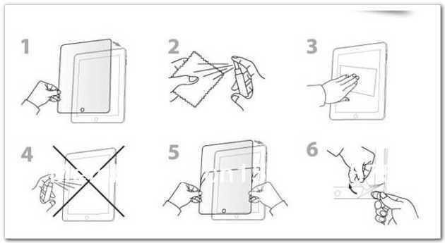 Protetora para Guia Lenovo Yoga 2 1050
