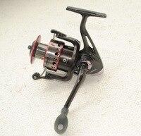 Улучшенный fm6000f 13вв спиннинг рыболовная катушка, катушки алюминий 1 шт./лот