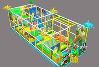 используется в торговом центре, детский сад, школы и КФС, крытая спортивная площадка оборудование