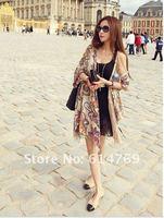 бесплатная доставка мода бегония чернила стиль шарф, воротник платок платье wj003 украшения