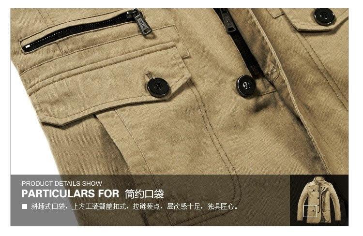 8fa72ca5427 New spring 2014 coats men fashion design hot sale cotton male jackets for men  XXL XXXL men s style outerwear   coats