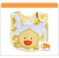 детские нагрудники водонепроницаемый хлопок младенческой слюны полотенца 3 слоя нагрудники смешанный стили