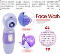4 в 1 лицо чистое глубокие и чистые электрический уход за кожей лица щетка-массажер